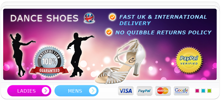Dance Shoes UK - Discount Ballroom And Latin Dance Shoes Online