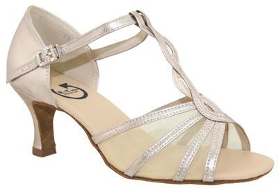 Gold Salsa Shoes Uk