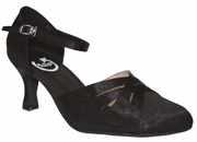 RoTate Ladies Latin Dance Shoe 1010
