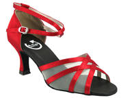 RoTate Ladies Latin Dance Shoe 1018