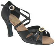 RoTate Ladies Latin Dance Shoe 1035