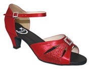 RoTate Ladies Latin Dance Shoe 1100