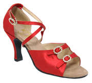 RoTate Ladies Latin Dance Shoe 1133