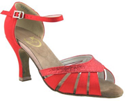 RoTate Ladies Latin Dance Shoe 1155