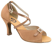 RoTate Ladies Latin Dance Shoe 1159