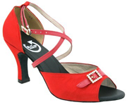 RoTate Ladies Latin Dance Shoe 1160