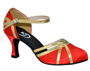 RoTate Ladies Latin Dance Shoe 1213